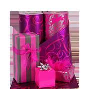 geschenkpapieroutlet g nstig geschenkpapier rolle ringelband seidenpapier geschenkbeutel. Black Bedroom Furniture Sets. Home Design Ideas